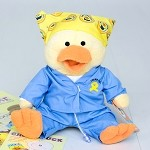 Chemo Duck - Port Style -